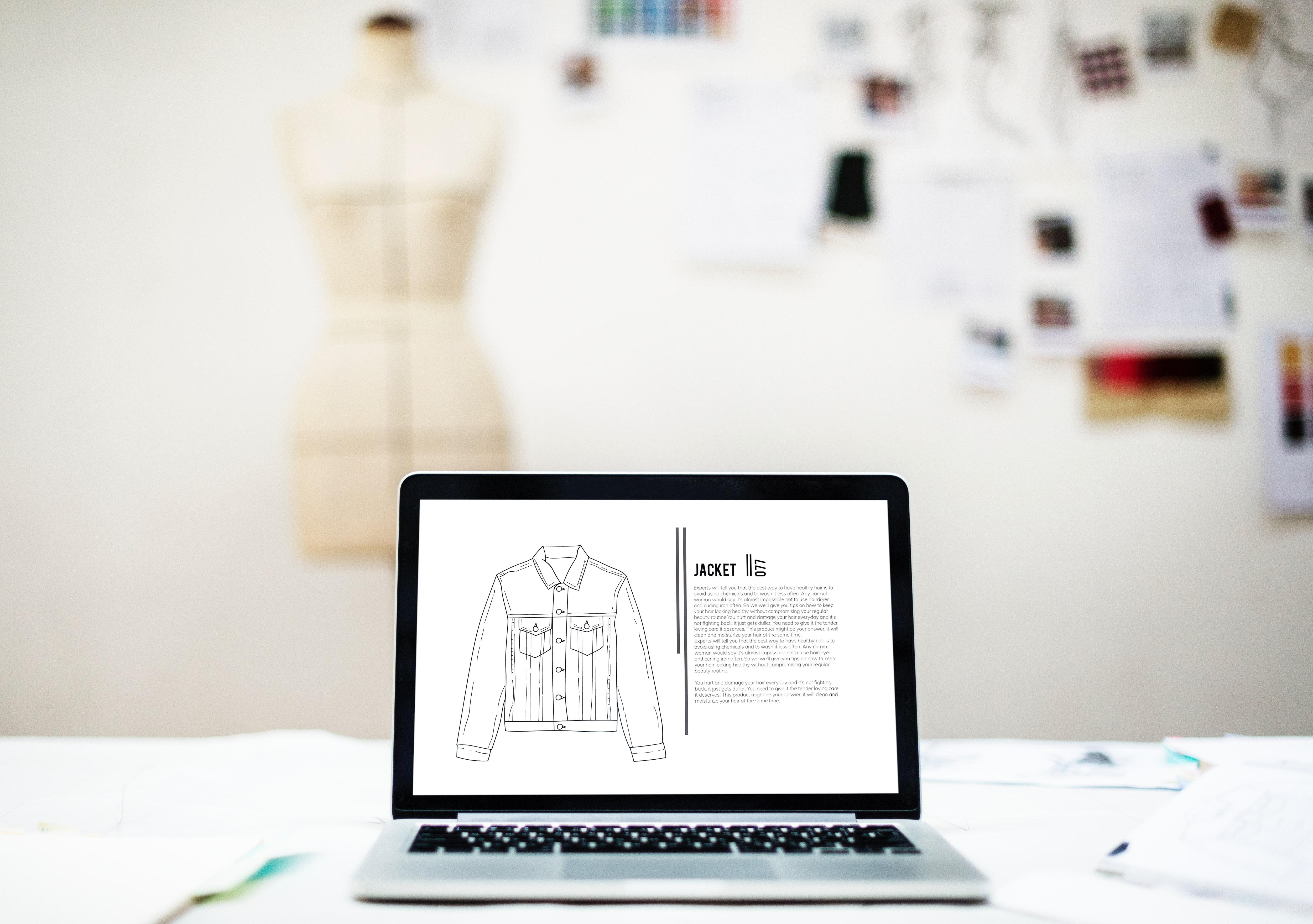 en que trabajar si estudio diseño de moda