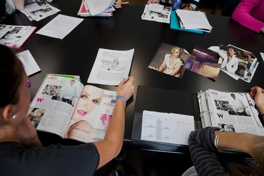 campo laboral diseño de moda
