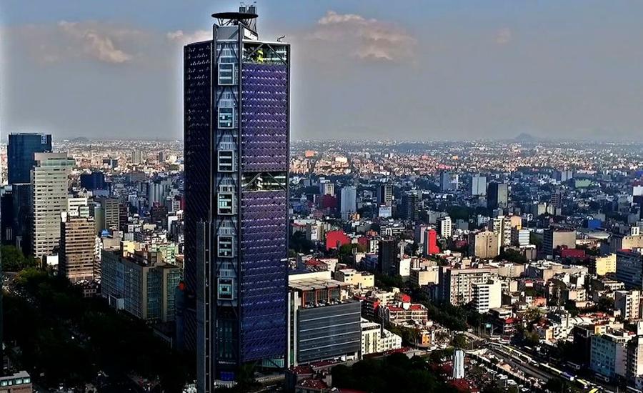 Despacho de Ricardo Legorreta, Torre BBVA Bancomer