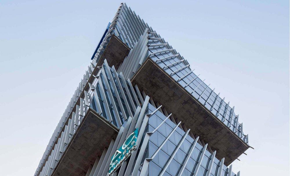 Torre Américas 1500, despacho Sordo Madaleno Arquitectos