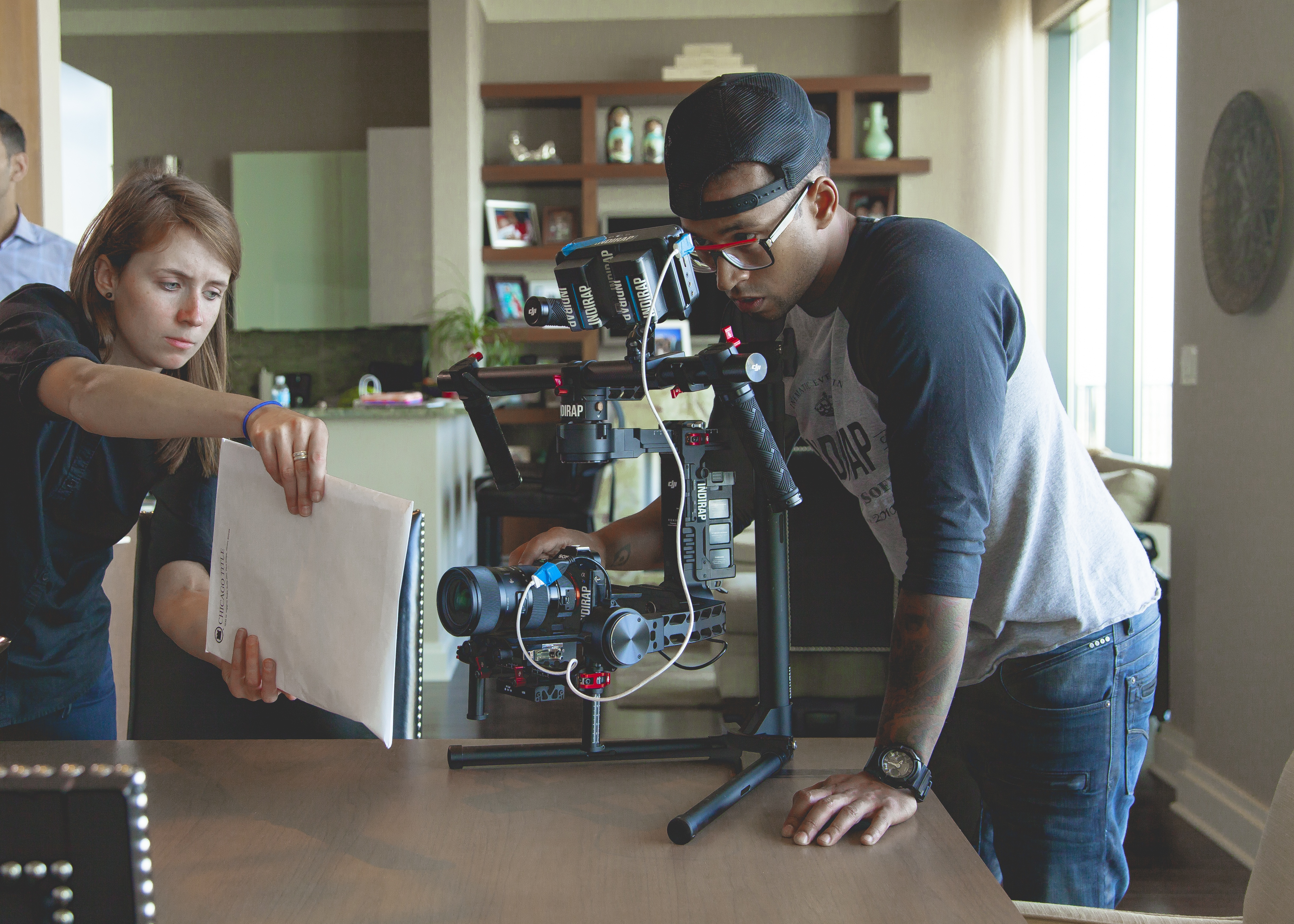 como trabajar en cine y efectos visuales