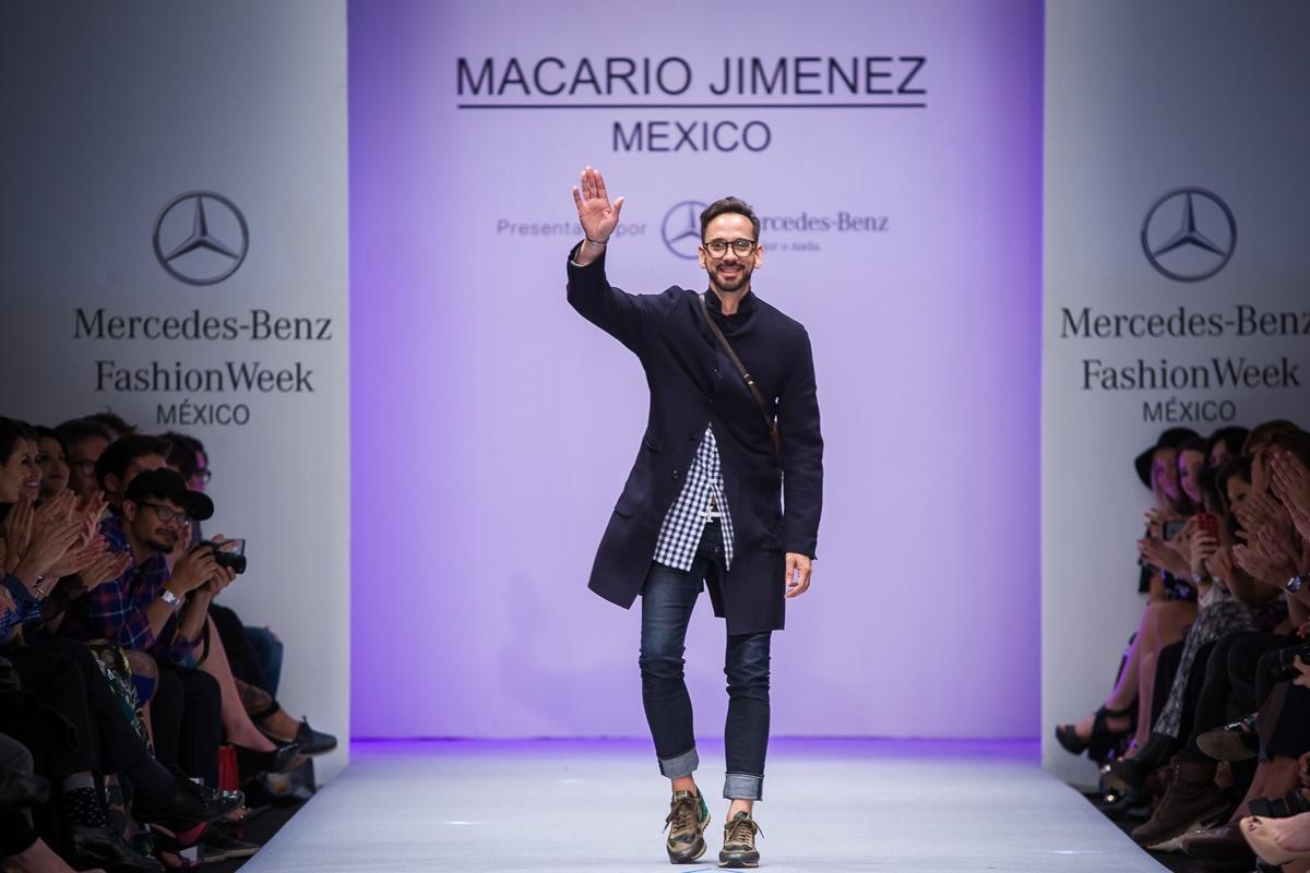 macario jimenez diseñador de moda